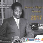 2017 CALENDAR – MARKING THE CENTENARY OF OLIVER TAMBO