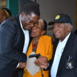 Struggle veteran Isaac Makopo honoured
