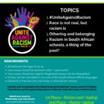 Youth Essay writing competition against racism