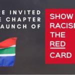 Join the launch of Show Racism the Red Card – South Africa