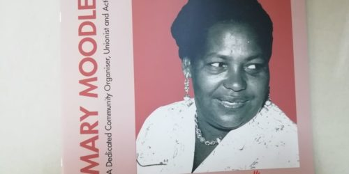 Mary Moodley Booklet