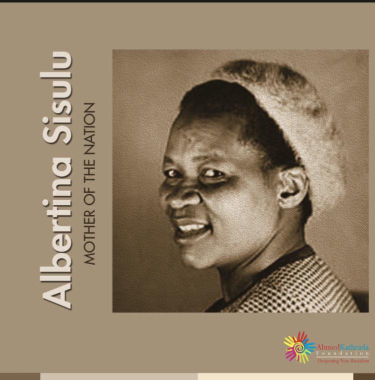 Albertina Sisulu Booklet