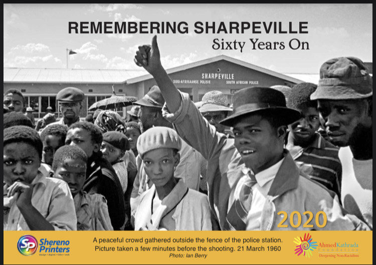 Remembering Sharpeville Sixty Years On