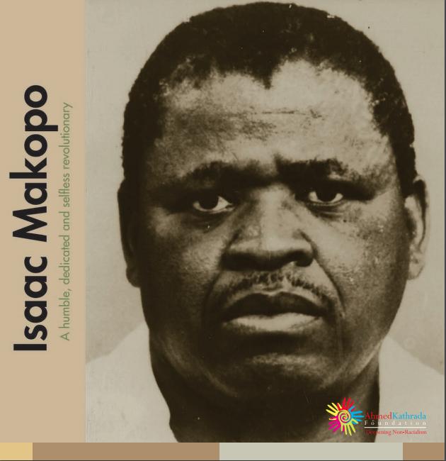 Isaac Makopo Booklet