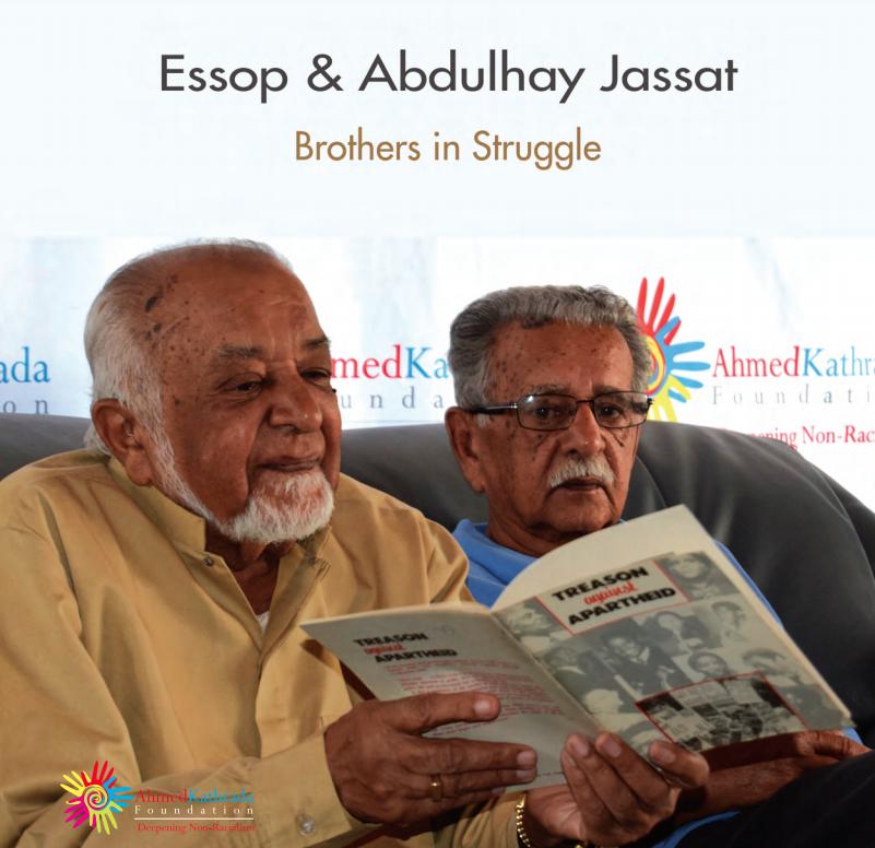 Essop & Abdulhay Jassat booklet