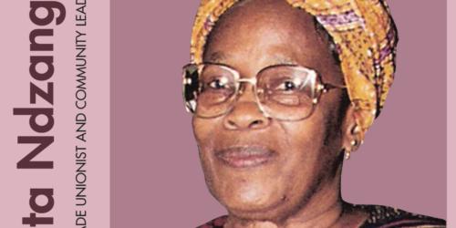 Rita Ndzanga Booket